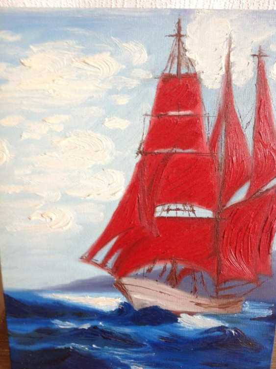 Victor Kuznetsov. Scarlet Sails - photo 3