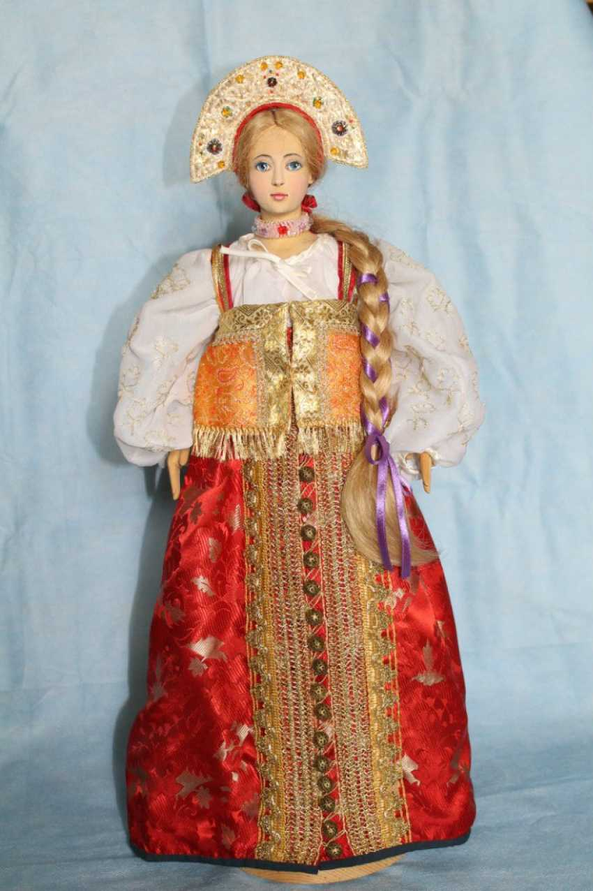Lyubov Kamaeva. Doll collectible - photo 2
