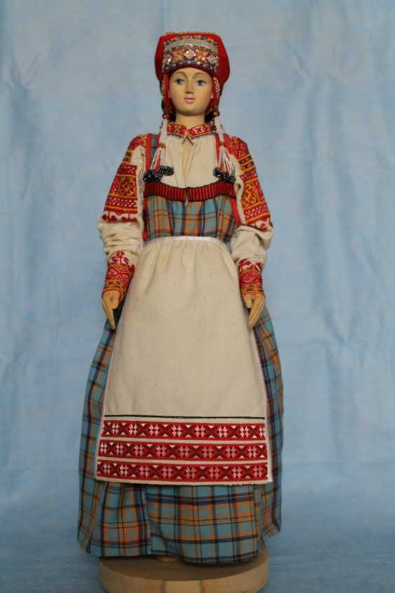 Lyubov Kamaeva. Doll collectible - photo 5