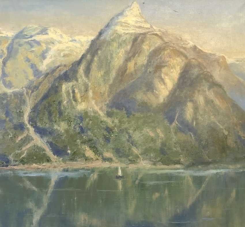 Konstantin Golub. Mountain landscape - photo 1
