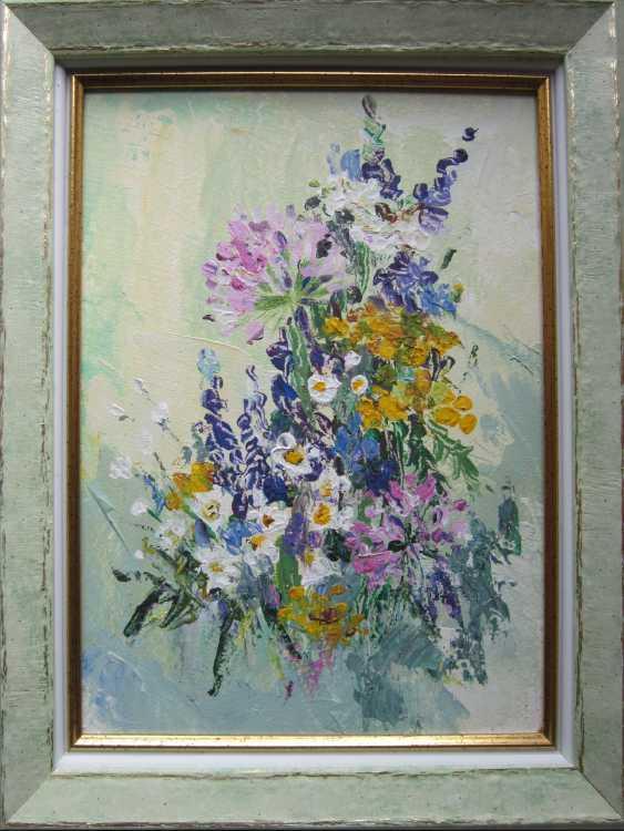 Tetiana Abrosova. Meadow flowers - photo 1