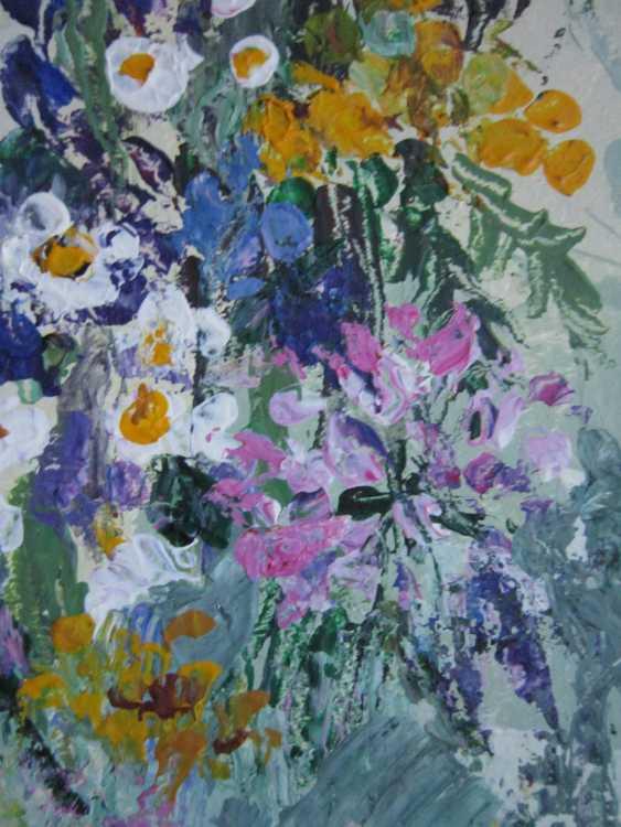 Tetiana Abrosova. Meadow flowers - photo 3