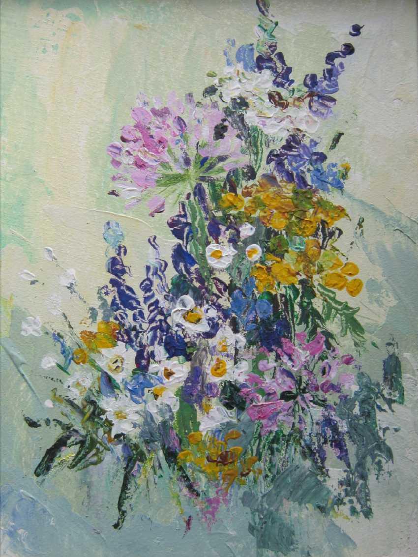 Tetiana Abrosova. Meadow flowers - photo 4