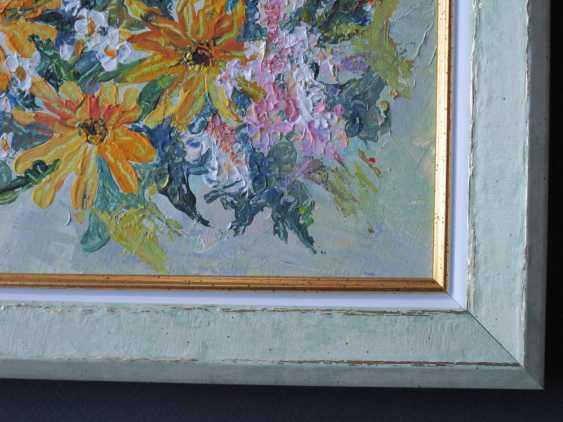 Tetiana Abrosova. Rudbeckia in the bouquet - photo 2