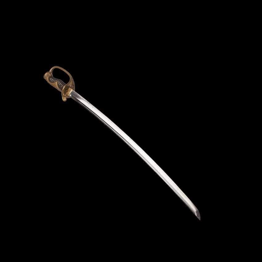'Type 19' of the Original Imperial Japanese Sword 'Kyu-Gunto' c Family Monom - photo 5