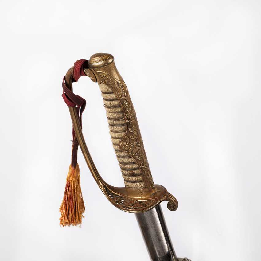 Kyu-gunto. Samurai sword(katana) in the frame mod. 1876 - photo 2