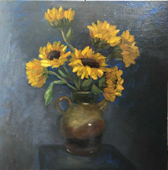 Natalia Kadolina. Sunflowers - photo 1