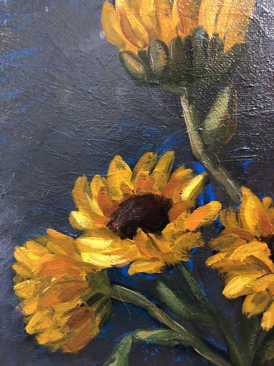 Natalia Kadolina. Sunflowers - photo 2