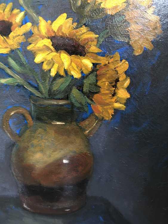 Natalia Kadolina. Sunflowers - photo 3