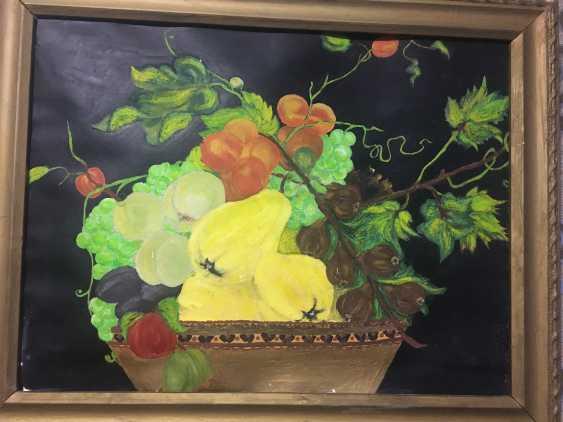 Yulia Marahovskay. Schüssel mit Obst - Foto 1