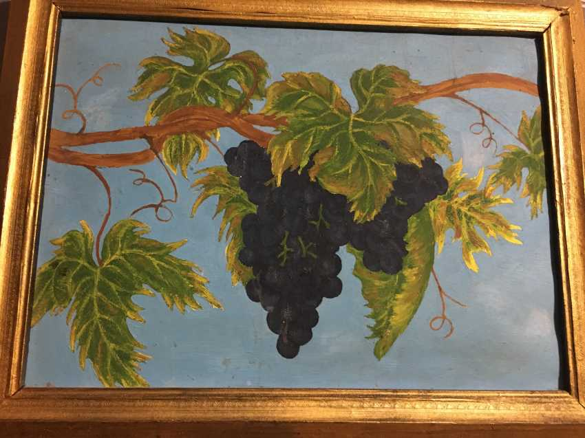 Yulia Marahovskay. Bunch of grapes - photo 1