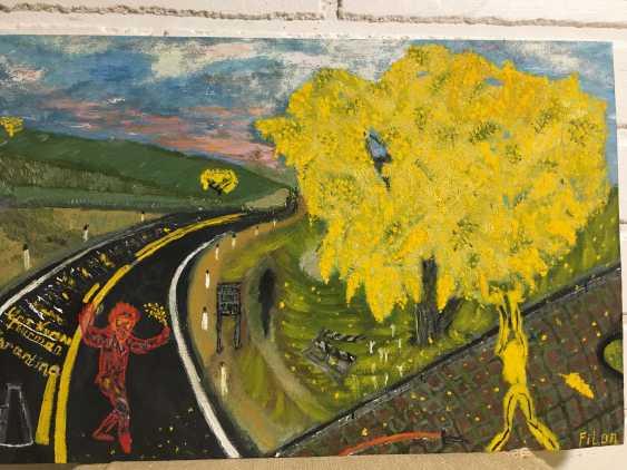 """Mitya Filon. """"Mind in mimosas, Tarantino in prose"""" - photo 1"""