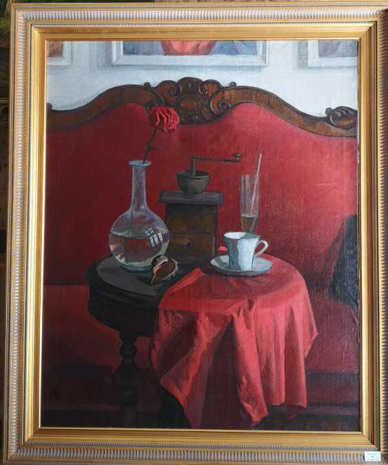 Still life with coffee Grinder - photo 1