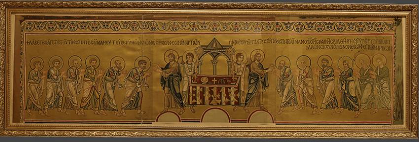 "Chromalography "" Eucharist"" - photo 1"