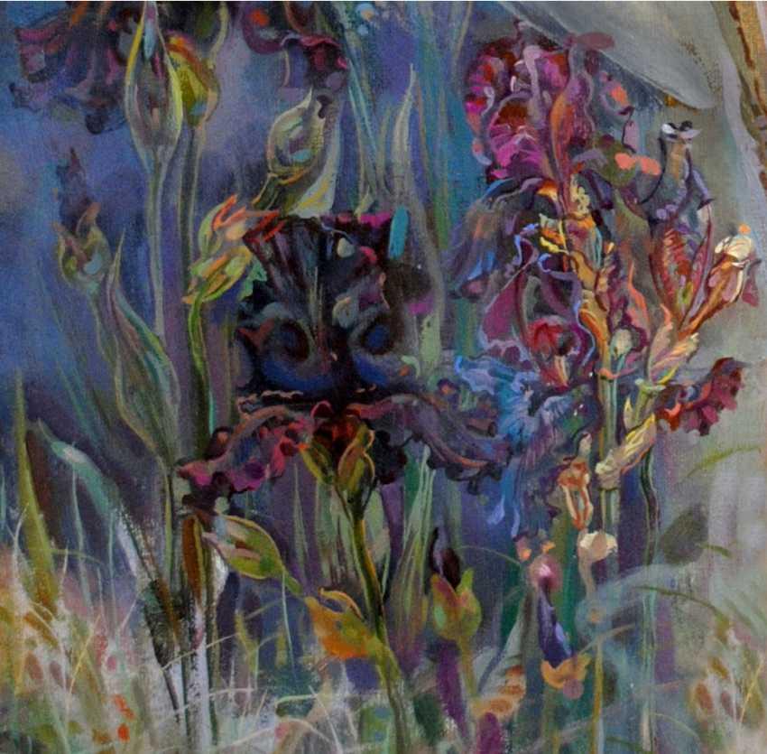 Vitsetskaya Sniazhana. Dancing in the irises - photo 1