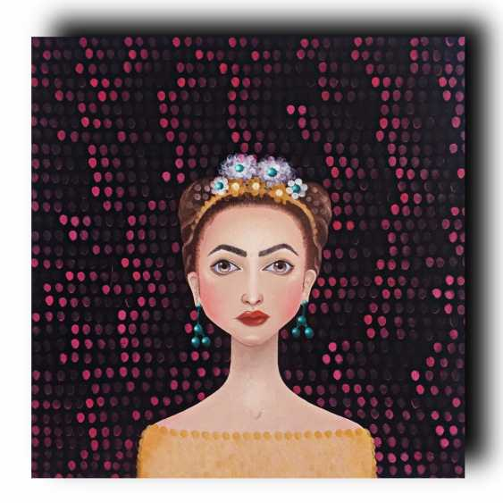 Alisa Slobodyanyuk. Frida in Russian - photo 1
