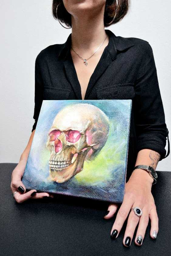Katarina Grummo. Pink skull - photo 1