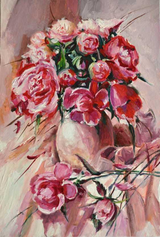 Anna Romaschenko. bouquet in a vase - photo 1