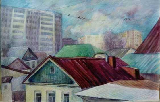 MARINA Havova. Sun on the rooftops - photo 1