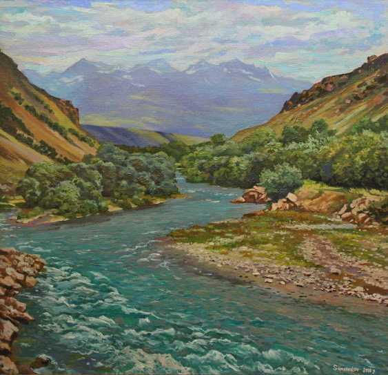 "Alexander Samokhvalov. ""The River Karakol"" - photo 1"
