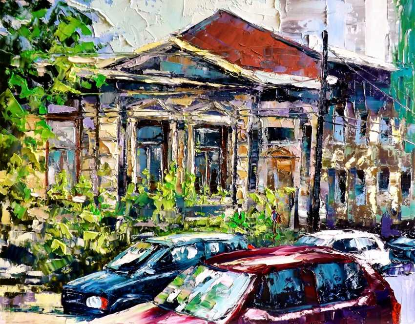 Sergey Efremov. On the old street - photo 1