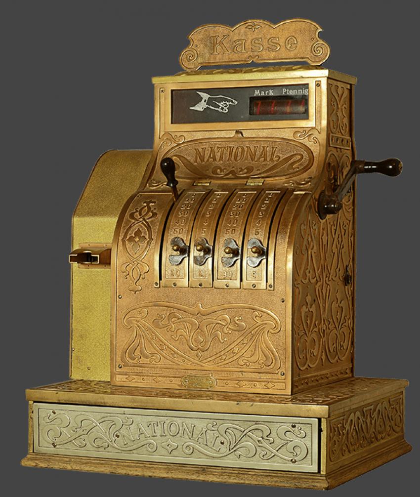 "Casovi aparat"" Nfnional"". Bronze. - photo 1"