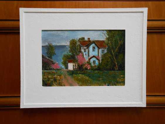 """Artur Isayan. """"Hütte im Wald"""" - Foto 1"""