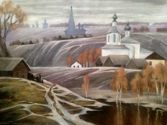 """Olga Gileva. """"Breath of spring"""" - photo 1"""