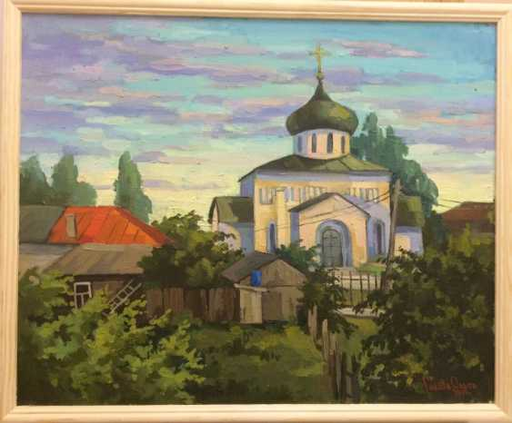 "Olga Gileva. ""St. George's Cathedral.Yuryev-Polsky"" - photo 1"