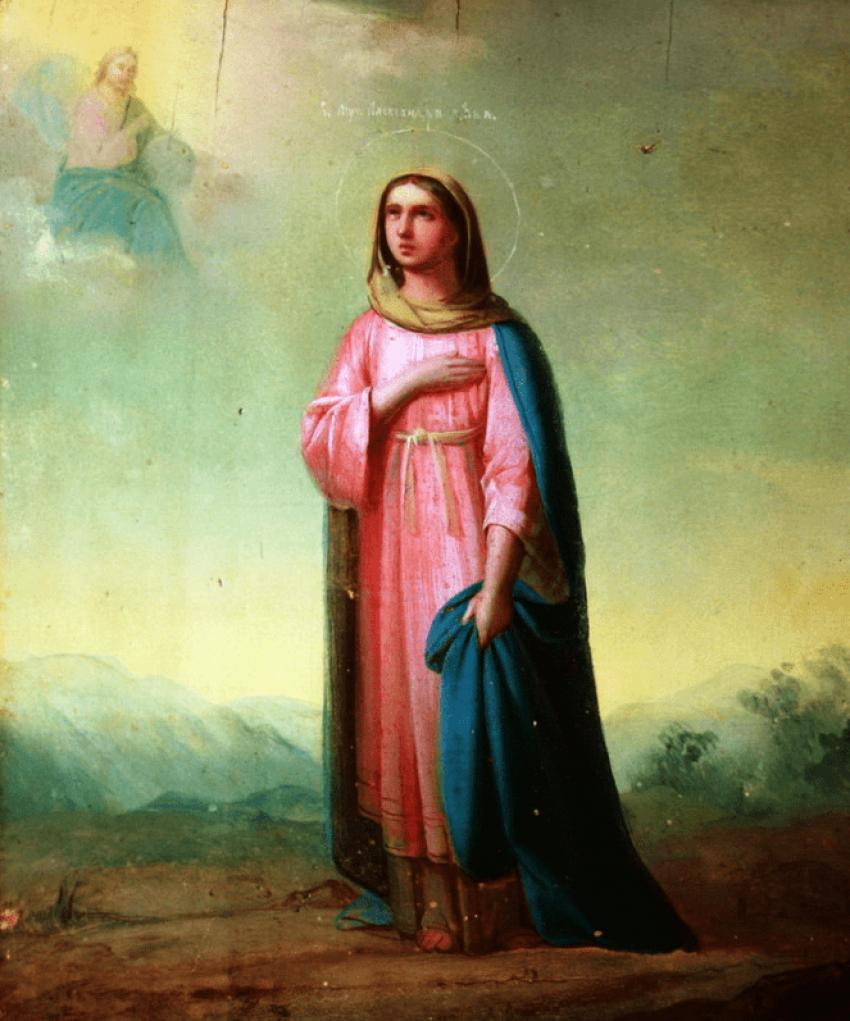 """icon """"Martyr Queen Alexandra"""" - photo 1"""