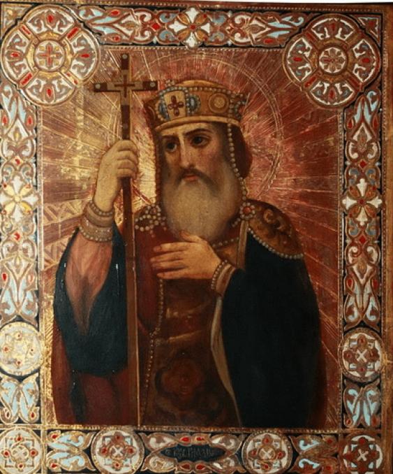 "Icon ""the Vladimir equal to the apostles"" - photo 1"