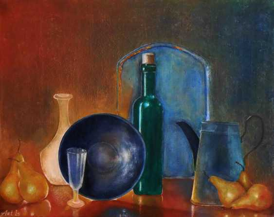 """Artur Isayan. """"Still life with pears"""" - photo 1"""