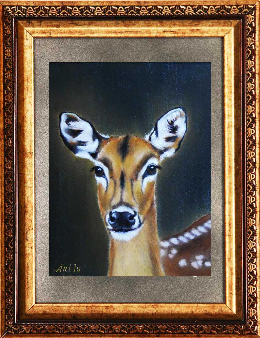 """Artur Isayan. """"Deer"""" - photo 1"""
