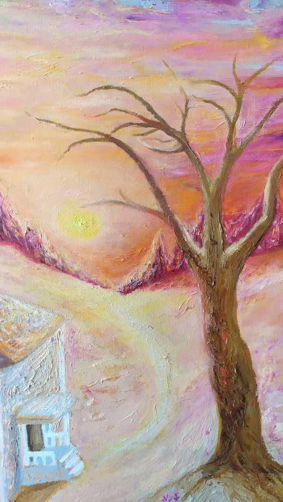 """Elena Filippova. """"Crimson forest"""" - """"Crimson Forest"""" - photo 2"""