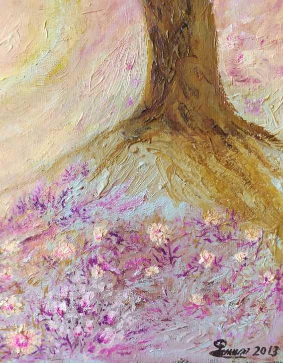 """Elena Filippova. """"Crimson forest"""" - """"Crimson Forest"""" - photo 3"""