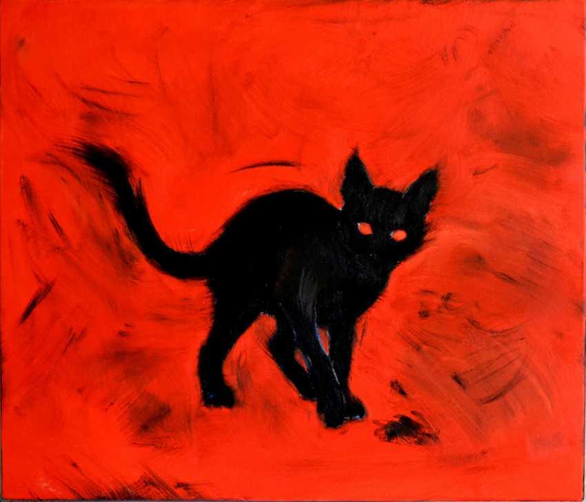 Marina Rusalka. Ein kleiner schwarzer Dämon / Little Black Demon - Foto 1