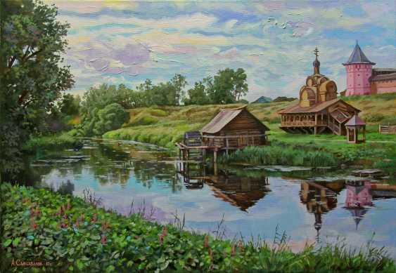 """Alexander Samokhvalov. """"In Suzdal"""" - photo 1"""
