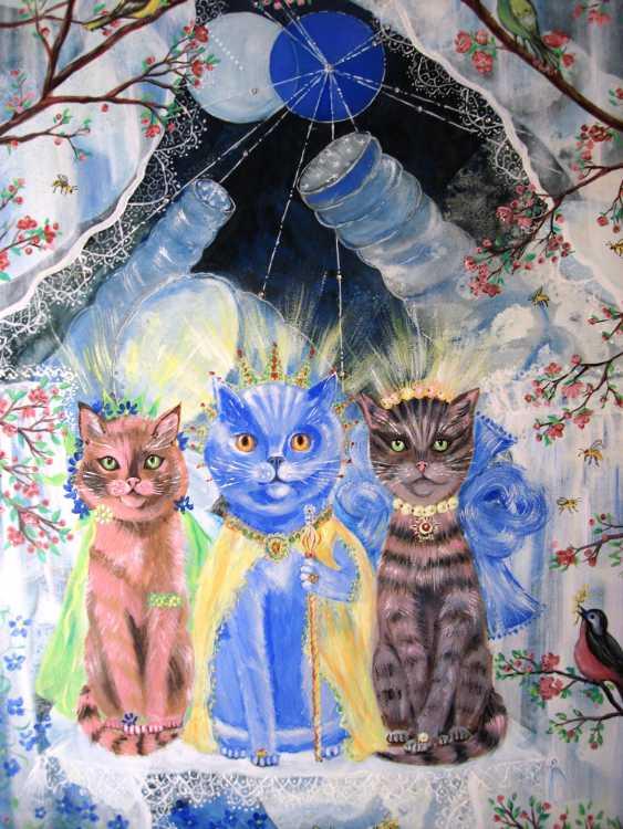 Julia Koliada. Cats Mission - photo 1