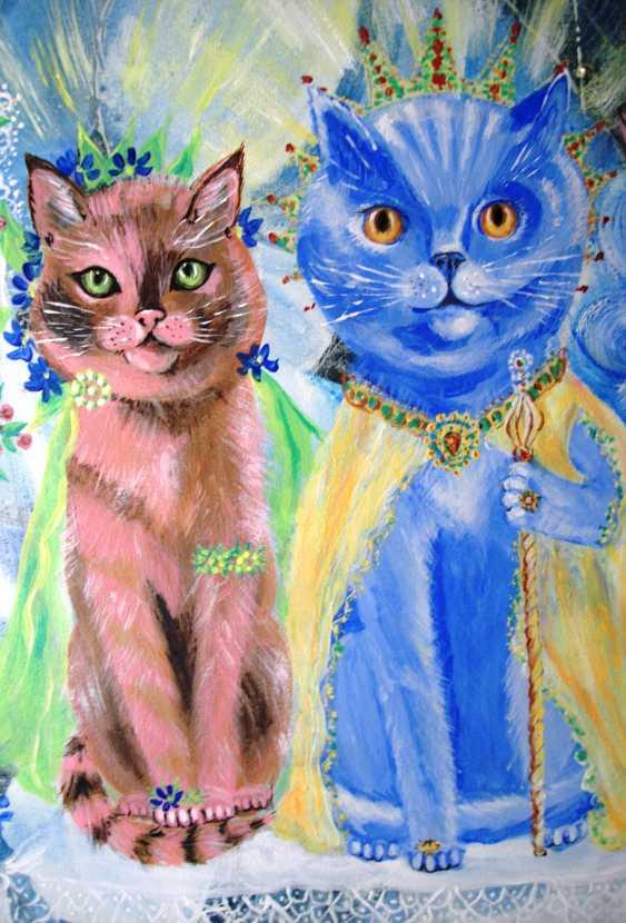 Julia Koliada. Cats Mission - photo 6