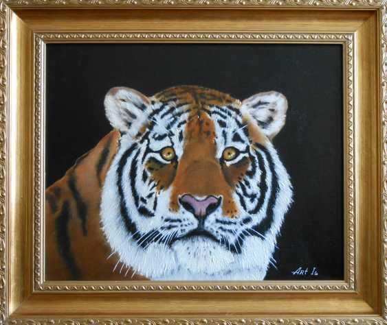 "Artur Isayan. ""Oussouri le tigre"" - photo 1"