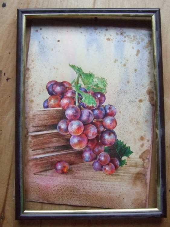 Natasha Mishareva. A bunch of grapes. 2020. Handmade. The Author - Natalia Pisareva - photo 2