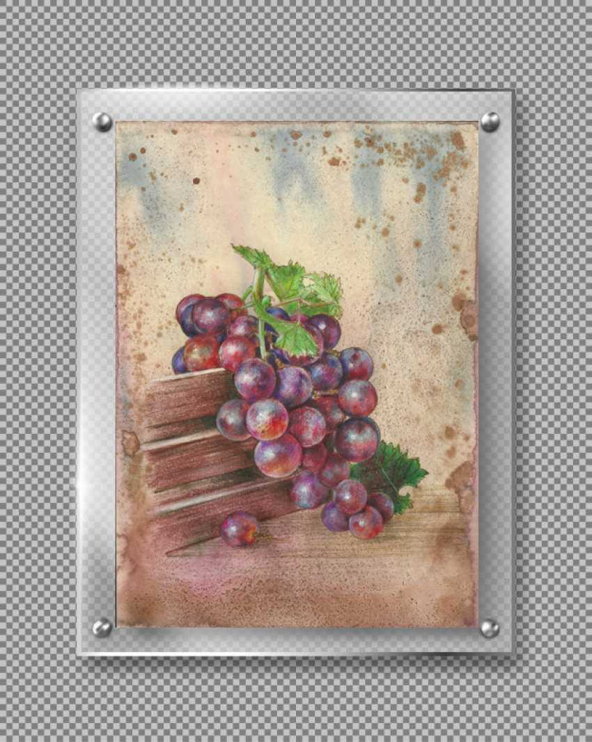 Natasha Mishareva. A bunch of grapes. 2020. Handmade. The Author - Natalia Pisareva - photo 4