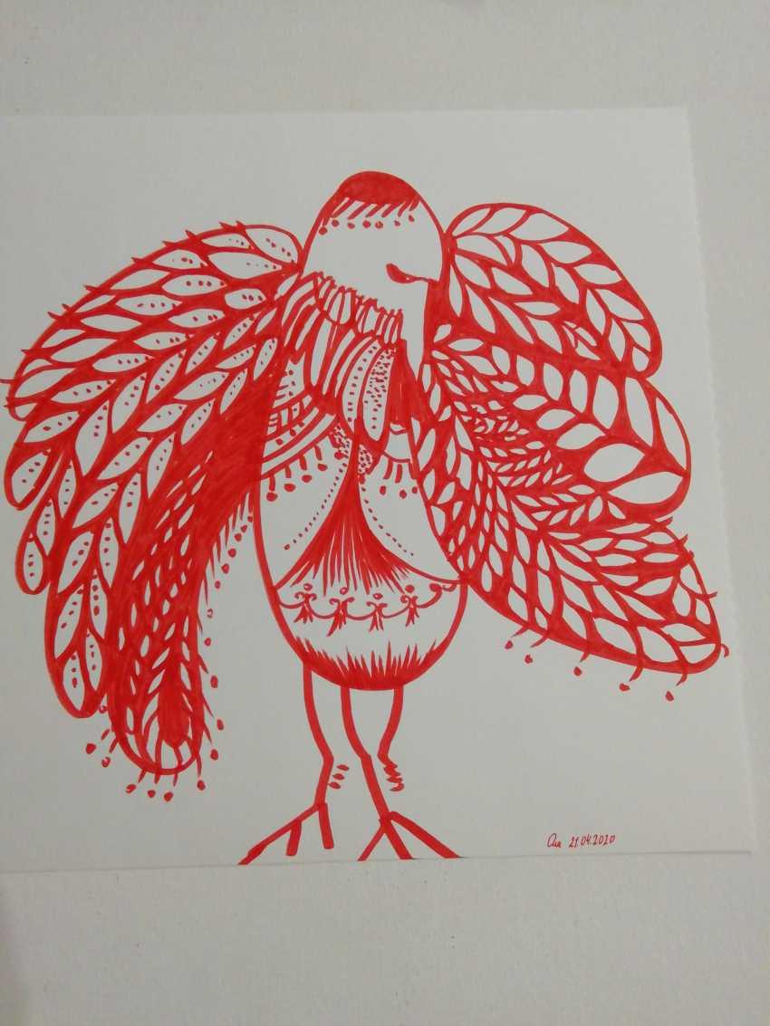 Olga Galiullina. The Bird Sirin - photo 1
