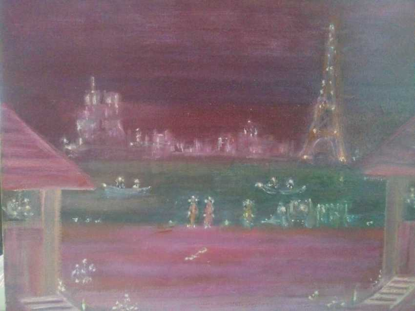 Avtandil Andriasov. Pink Boulevard in Paris - photo 1
