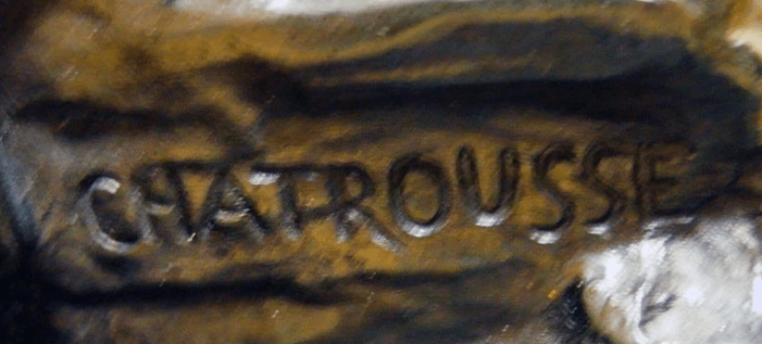 """Bronze Sculpture -"""" La Lecture"""" - photo 2"""