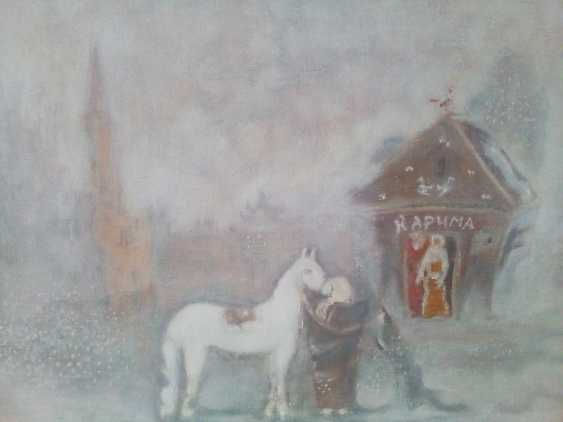 Avtandil Andriasov. White horse and hostess of the tavern - photo 1
