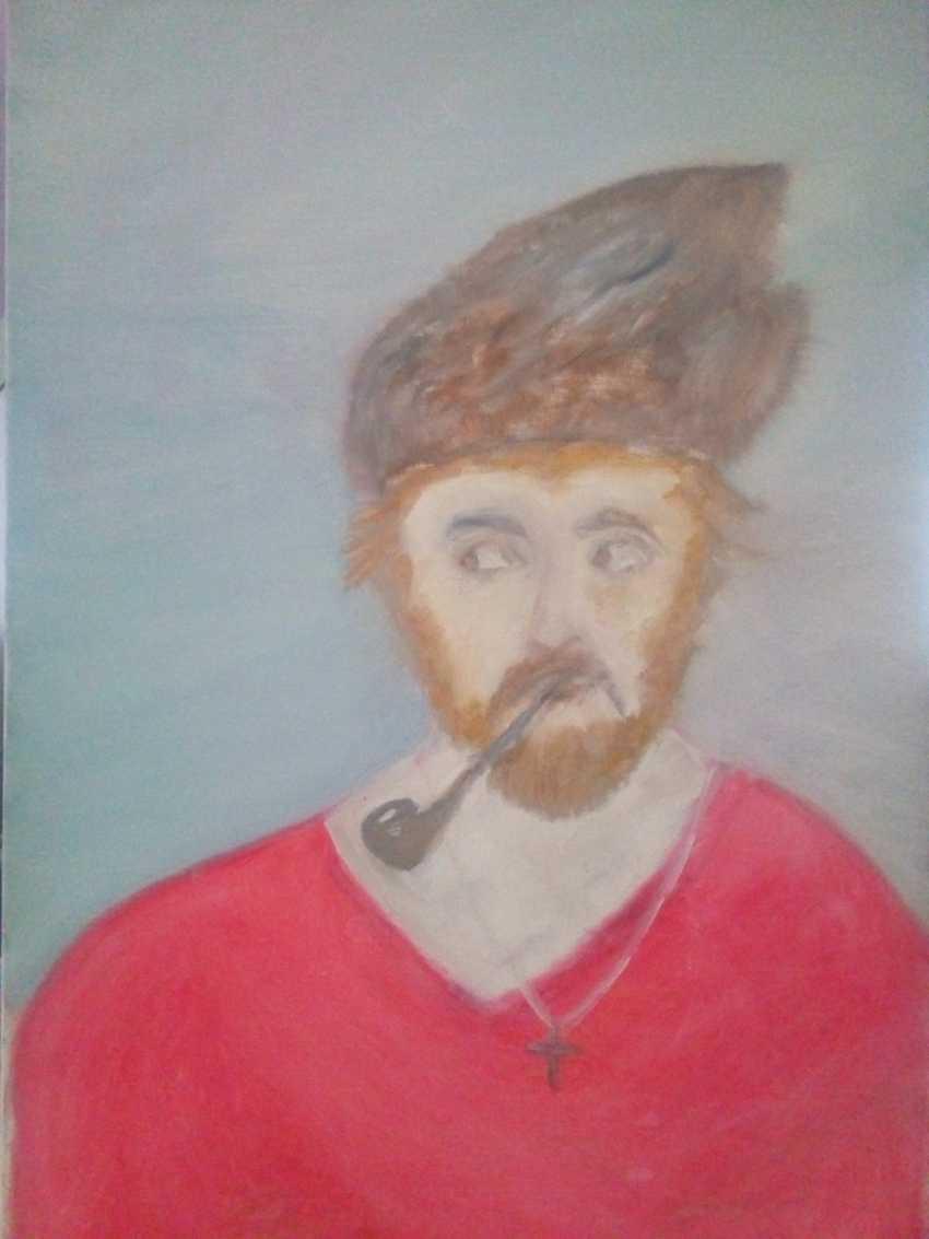 Avtandil Andriasov. Don Cossack - photo 1