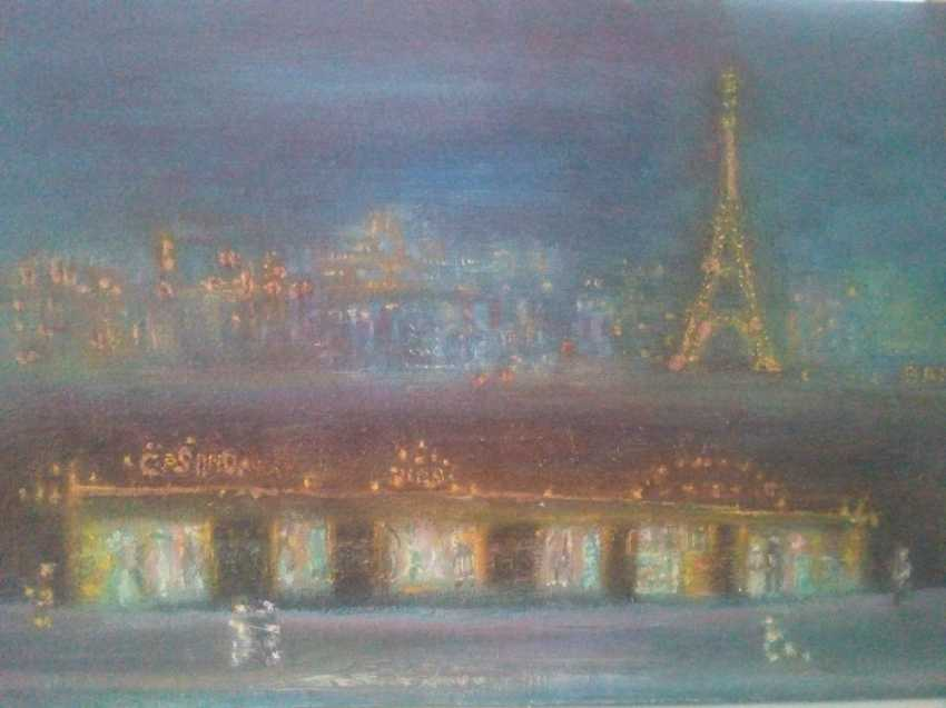 Avtandil Andriasov. Night Paris - photo 1