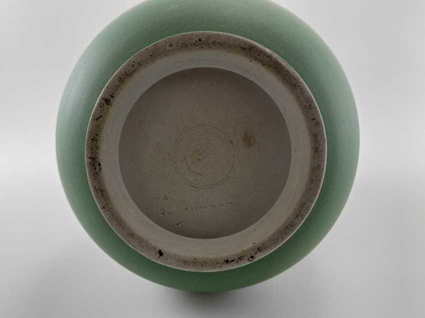 """Jug Wedgwood """"Meander"""". Neo-classicism, England, biscuit porcelain, 1860-1891 years. - photo 6"""