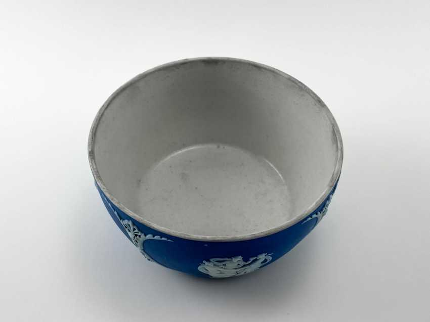 """Bowl Wedgwood """"Antique"""". Neo-classicism, England, biscuit porcelain, 1860-1891 years. - photo 2"""